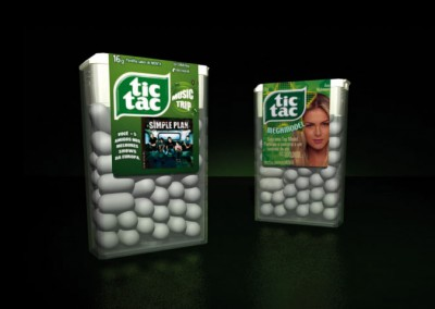 Tic Tac Trends Internal Campaign