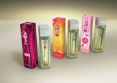 Capricho Pink Packaging