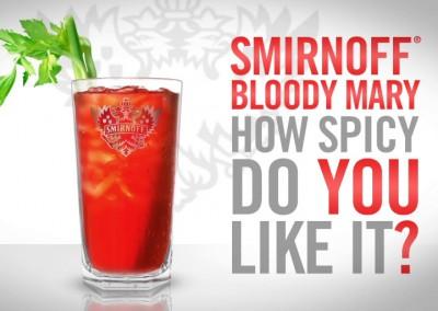 Smirnoff Bloody Mary Till Videos