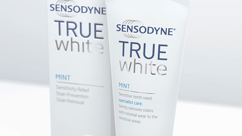 Sensodyne True White Launch