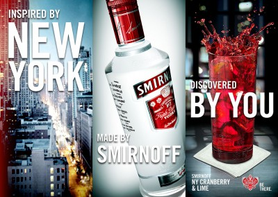 Smirnoff World's Best Drinks Initial Studies