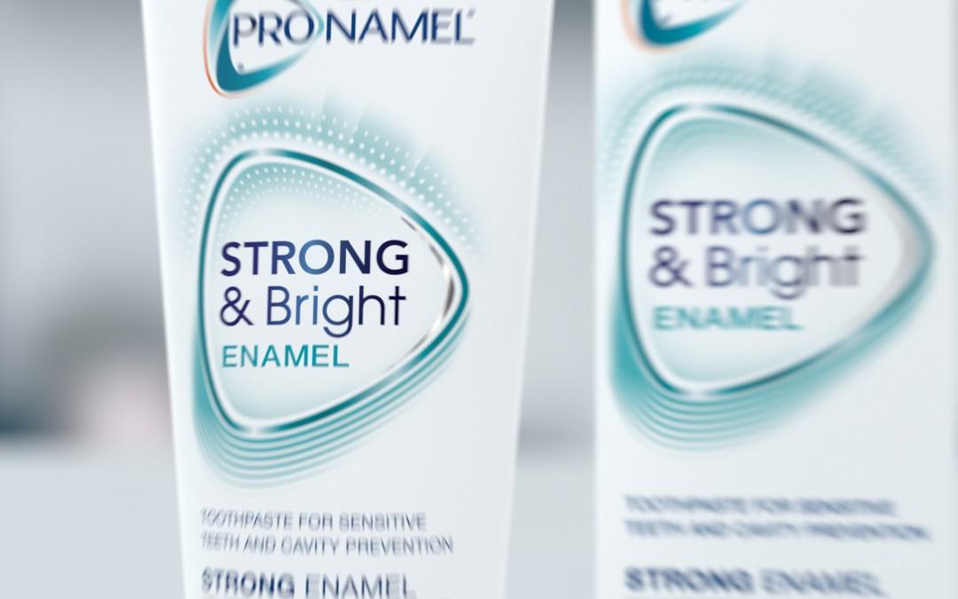 Pronamel Strong & Bright Global Launch